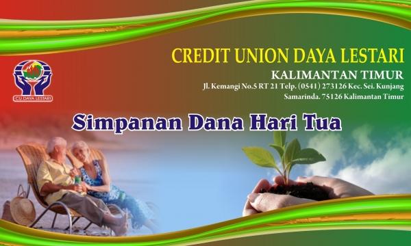 Simpanan DHTS (Dana Hari Tua Staff)